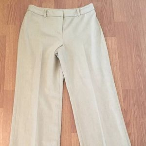 Ann Taylor Pants - Ann Taylor Loft Petites Dress Pants 86% Wool